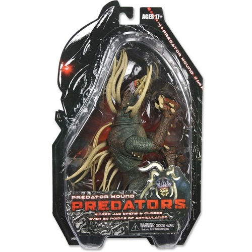 Predators Hound Action Figure [Series 3] is an officially licensed, authentic Predators product at B.A. Toys featuring Hound Action Figure [Series 3] by Predators