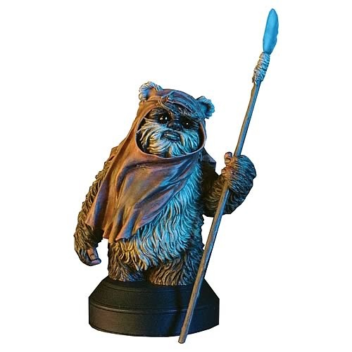 Call of Duty Modern Warfare 2 Veteran ARTFX Statue is an officially licensed, authentic Gentle Giant product at B.A. Toys featuring Star Wars Wicket the Ewok Mini Bust by Gentle Giant