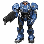 Starcraft Premium Series 2 Tychus Findlay Action Figure officially licensed Starcraft Premium product at B.A. Toys.
