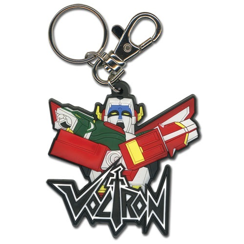 Voltron product example: Voltron Key Chain.