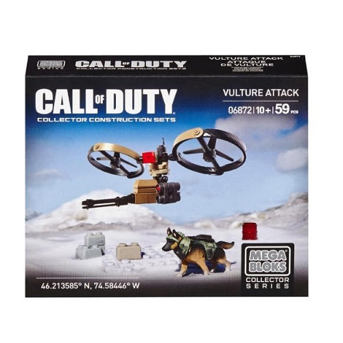 Vulture Attack by Mega Bloks Call of Duty