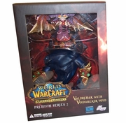 DC Direct World of Warcraft Premium Vadremar with Voidwalker Voyd Action Figure