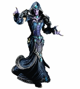 DC Direct World of Warcraft Forsaken Priestess Confessor Dahlia officially licensed DC Direct World of Warcraft product at B.A. Toys.