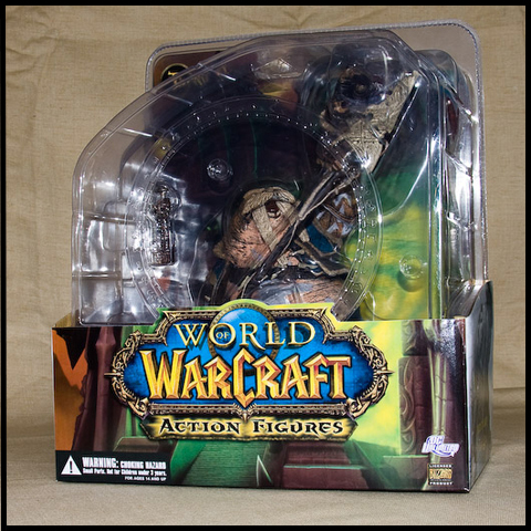 DC Direct World of Warcraft Premium Tavru Akua officially licensed DC Direct World of Warcraft Premium product at B.A. Toys.