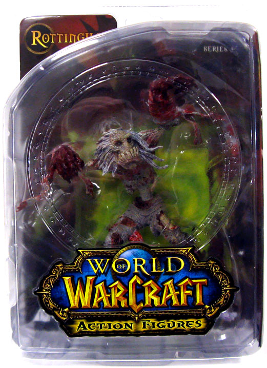 DC Direct World of Warcraft Scourge Ghoul Rottingham officially licensed DC Direct World of Warcraft product at B.A. Toys.
